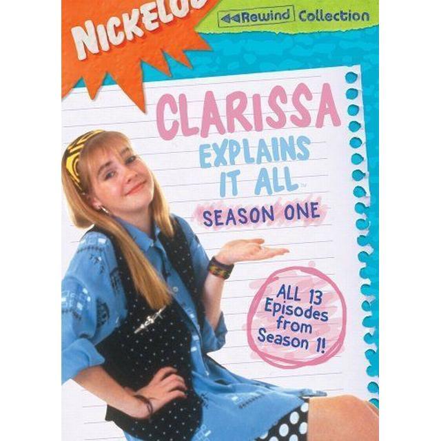 Clarissa Explains It All: Season 1 [DVD] [Region 1] [US Import] [NTSC]